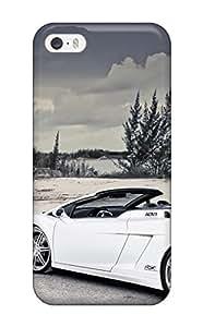 For Iphone 5/5s Premium Tpu Case Cover Lamborghini Protective Case