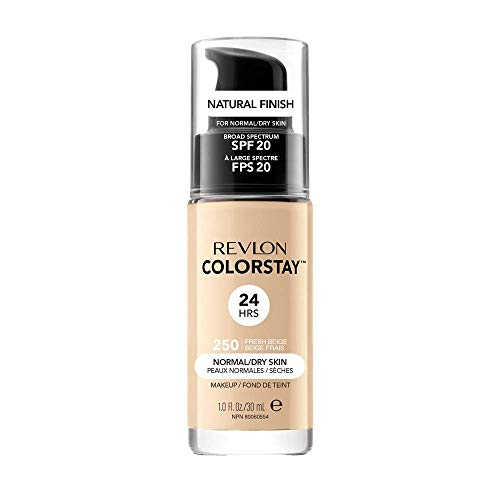 Revlon ColorStay Liquid Foundation For Normal/dry Skin,Fresh Beige, 1 Fl Oz