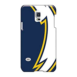 Shock Absorption Hard Cell-phone Cases For Samsung Galaxy S5 Mini (Sle435OQcM) Allow Personal Design HD San Diego Chargers Series