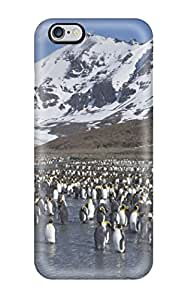 Margarita Thomas Snap On Hard Case Cover Penguin Protector For Iphone 6 Plus