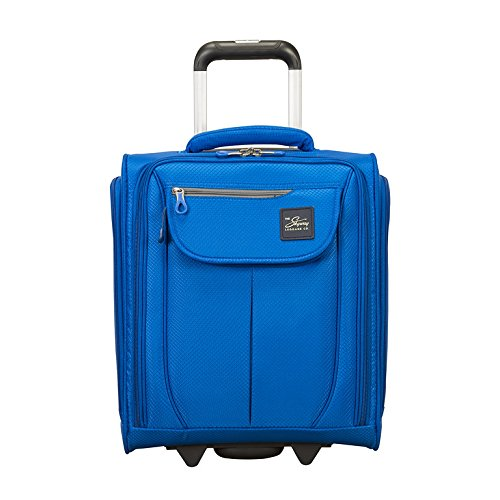 Skyway Mirage 2.0 16-inch Under Seat Rolling Tote, Blue Royal ()