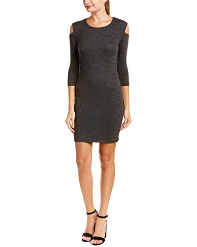 French Connection Women's Sweeter Sweater, Charcoal/Black, (French Connection Sweater Dress)