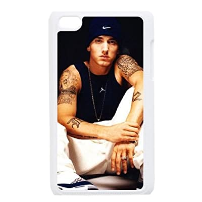 Eminem Phone Case for Ipod Touch 4,diy Eminem phone case