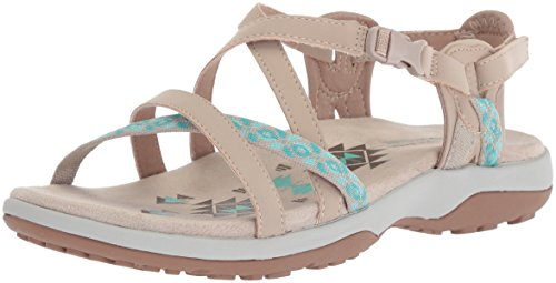 Skechers Women's Reggae Slim Vacay,Taupe,7 W US Import It All