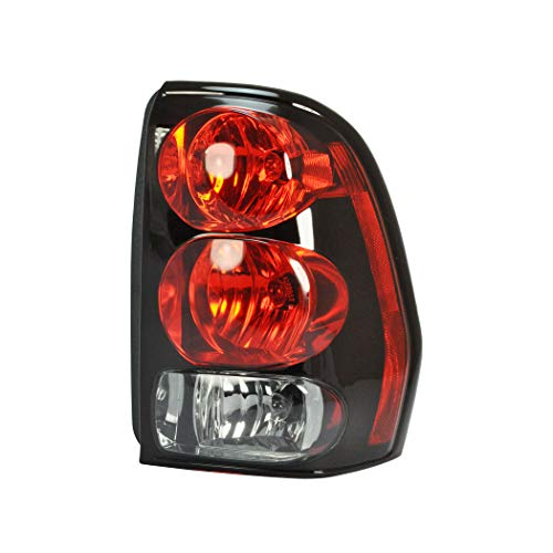Right Passenger Side Taillight Tail Light Lamp for 2002-2009 Chevrolet Trailblazer GM2801150 ()