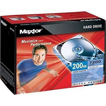 - Seagate L01V200 Maxtor 200 GB Ultra ATA/100 Internal Hard Drive