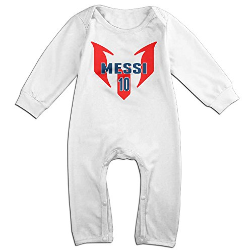 Price comparison product image Ahey Babys Soccer Star Long Sleeve Bodysuit Outfits 18 Months