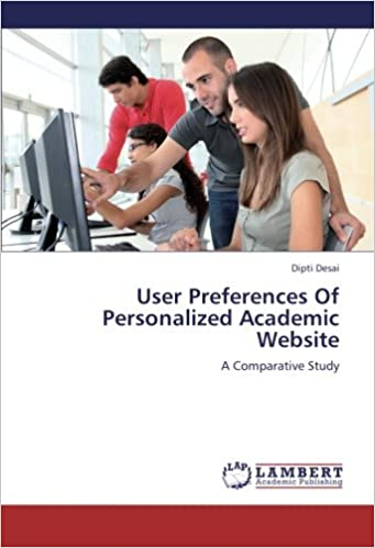 User Preferences Of Personalized Academic Website: A Comparative Study