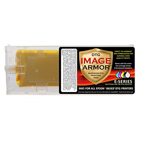 Image Armor DTG Ink Cartridges for Anajet Sprint 220ml , Yellow