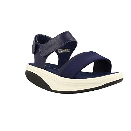Mbt Sandali 700951-12n Honna W Blau Blu