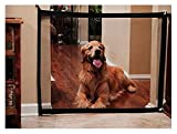 Stair Gate for Dogs Magic Gate, 180x72cm Safety Gate for Dog Baby Mesh Fence Guard for Dogs Pet Keep Dogs Away from Kitchen / Upstairs / Indoor