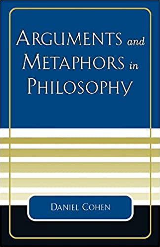 metaphors in philosophy In order to show the cognitive role of metaphors in leibniz's philosophy, it is necessary to examine in detail their function in particular domains of this philosophy this is what is undertaken in part ii, where key metaphors in leibniz's epistemology, metaphysics, ethics, and method are analyzed.
