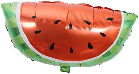 Fruit Balloon Pineapple Cactus Watermelon Foil Balloon Birthday Party Decora UK~