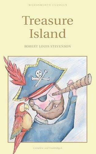 Book cover for Treasure Island
