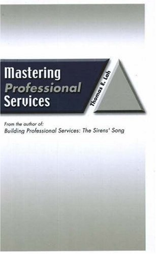 Download Mastering Professional Services pdf epub