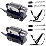Oster-Stim-U-Lax-Two-Pack-Professional-Massager-With-Motor-Brushes-And-Cords
