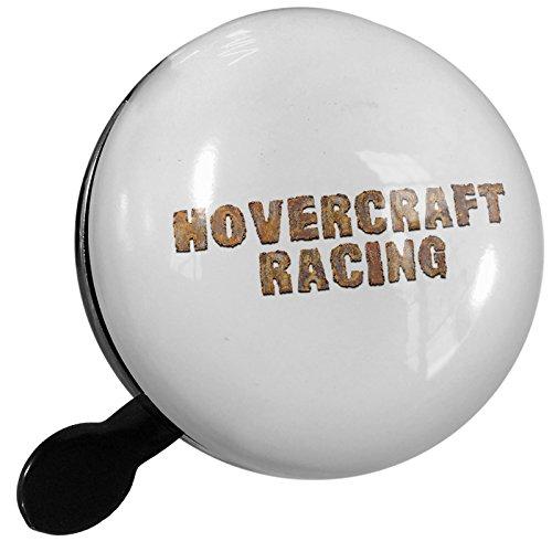 Small Bike Bell Hovercraft Racing Rusty Vintage Metal Welding - (Racing Hovercraft)
