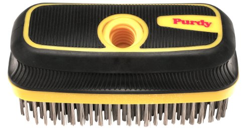 Purdy 140910300 Premium Wire Brush, 8 inch, ()