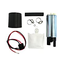 CUSTOM Genuine 255LPH High Flow Electric Intank Fuel Pump With Installation Kit GSS342 HFP-342