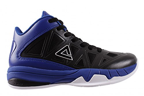 Peak Unisex Basketballschuh Victor Y Black-Royal