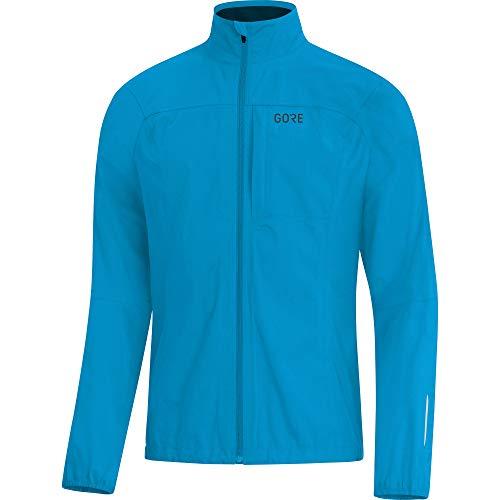 GORE WEAR R3 Homme Veste GORE-TEX, Taille: S, Couleur: Bleu