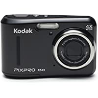 Kodak PIXPRO Friendly Zoom FZ43-BK 16MP Digital Camera...