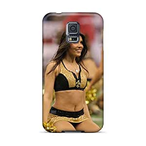 Awesome Case Cover/galaxy S5 Defender Case Cover(new Orleans Saints Cheerleaders 2013 Roster)