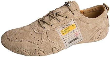 ZONGLIAN 人気 短靴 ビジネスシューズ ショートブーツ オックスフォードシューズ 革靴 カジュアルシューズ メンズ 紳士靴 レースアップシューズ 軽量PUスエード クッション性 対応 ラウンドトゥ ビジネス 立ち仕事 春夏秋 FW3