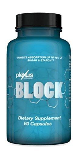 Plexus Block - Weight Control Supplement (60 Capsules) by Plexus by Plexus Worldwide