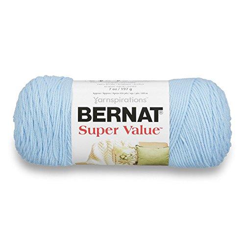 Bernat  Super Value Yarn, 5 oz, Sky, 1 ()