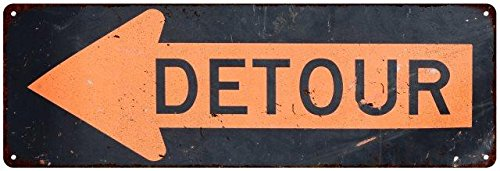 detour-arrow-left-vintage-look-reproduction-metal-sign-6x18-6180484