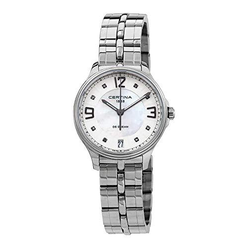 Certina Women's Quartz Watch C021-210-11-116-00