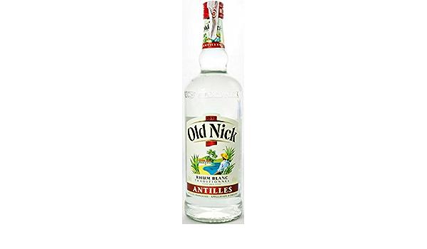 OLD NICK RON BLANCO 40% 100 CL: Amazon.es: Alimentación y bebidas