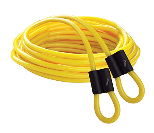 Champion Sports DD Series Double Dutch Licorice Jump Rope Set – Multiple Lengths