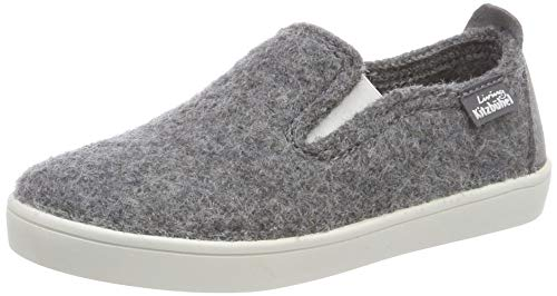Slip Gris Unifarben Living Kitzbühel Mixte on 610 Chaussons Bas Enfant Grau Uq4c5gTw