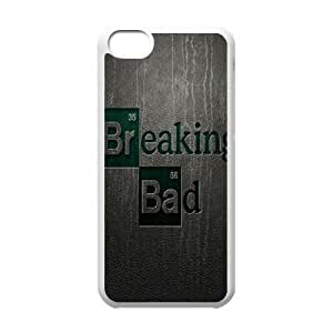 iPhone 5c Cell Phone Case White Breaking Bad ziof