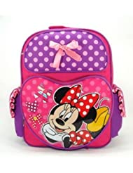 Backpack - Disney - Minnie Mouse - Lucky Bag (Large School Bag)