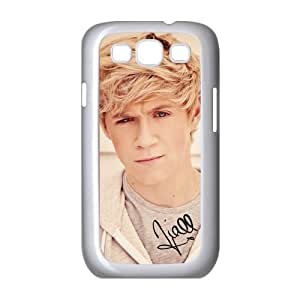 Popular Famous Singer-Niall Horan of One Direction Image Design for Samsung Galaxy S3 I9300 Hard Case (white)