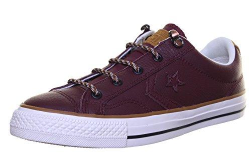 Converse Star Player. Sneaker deep bordeau