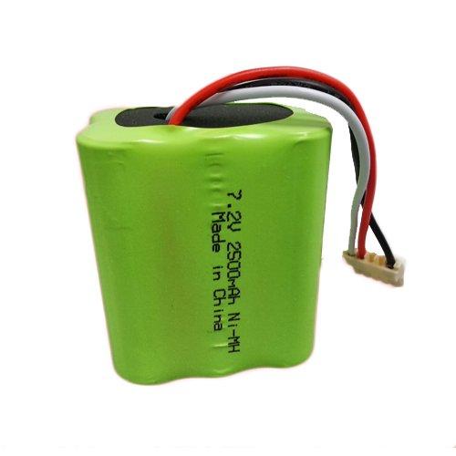 iRobot Mint Plus 5200 Braava 380t Vacuum Cleaner Battery (7.2V Ni-MH 2500mAh) 5200B
