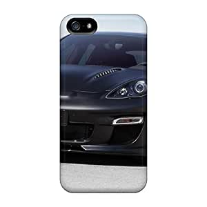 Tpu Shockproof/dirt-proof Porsche Panamera 4s Tuning Cover Case For Iphone(5/5s)