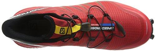 Salomon Green Chaussures Homme Pro Trail Multicolore Radiant Speedcross Black Red Gecko de grg4WOUq