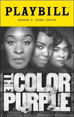 The Color Purple (2015) (Musical) composed by Allee Willis, Brenda Russell; written by Marsha Norman; composed by Stephen Bray