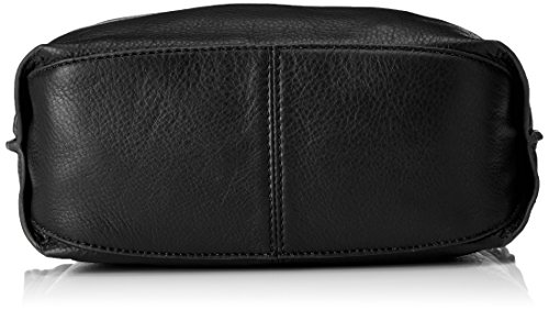 Clarks Topsham Jewel - Shoppers y bolsos de hombro Mujer Negro (Black Leather)