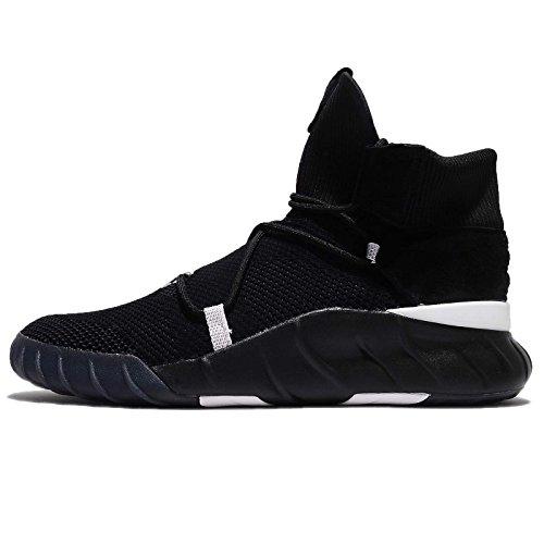 Adidas Mens Tubular X 2.0 P, Zwart / Wit Zwart / Wit