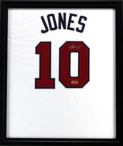 Atlanta Braves Chipper Jones Framed - 6