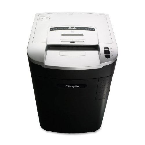 Swingline LSM09-30 Super Micro-Cut Jam Free Shredder, 9 Sheets, 20+ Users (1770065)