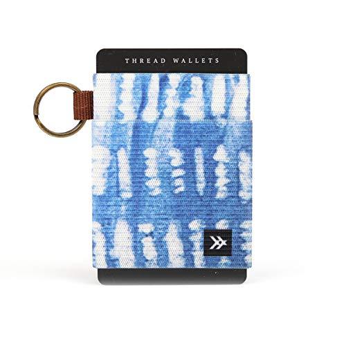 Thread Wallets – Slim Minimalist Wallet – Front Pocket Credit Card Holder for Men