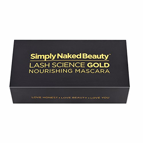 3D Fiber Lash Mascara with Eyelash Enhancing Serum by Simply Naked Beauty. Infused with Organic Castor Oil to nourish lashes. Organic & hypoallergenic ingredients. Waterproof, smudge proof & last all by Simply Naked Beauty (Image #4)