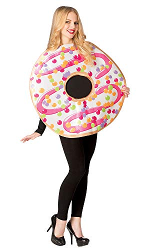 Rasta Imposta White Frosted Donut ()